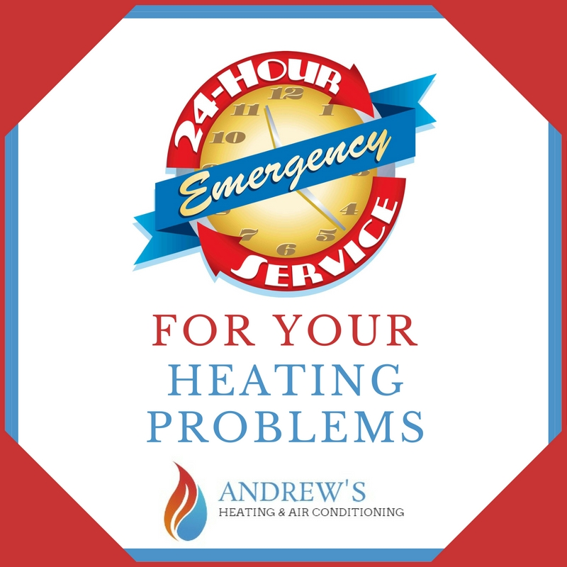 24-Hour Emergency Service for Your Heating Problems