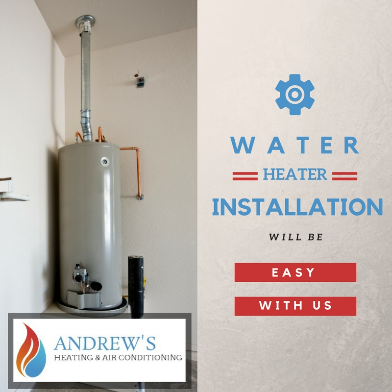 Water Heater Installation Will Be Easy With Us!