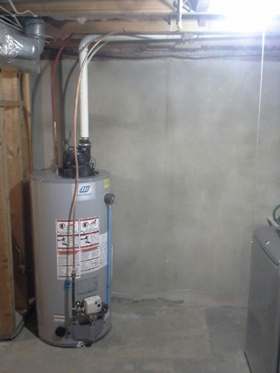 water heaters, alliston, on | andrew's heating & air conditioning