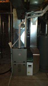 Furnace Installation in Innisfil, Ontario