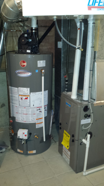Water Heater Replacement in Innisfil, Ontario