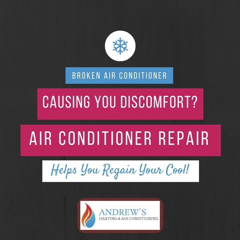 Broken Air Conditioner Causing You Discomfort Air Conditioner...