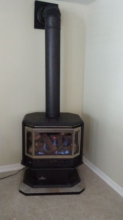 Gas Fire Places in Barrie, Ontario