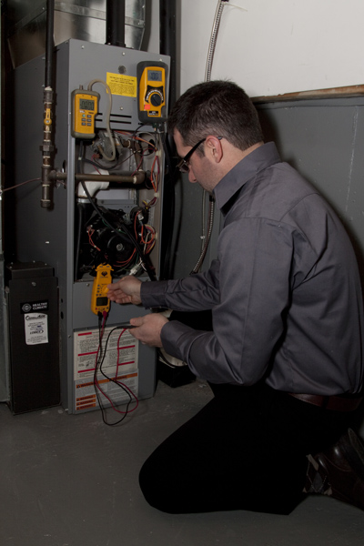 Furnace Services in Barrie, Ontario